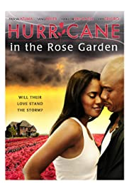 Hurricane in the Rose Garden Poster