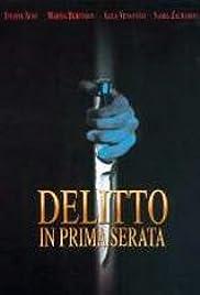 Primetime Murder Poster