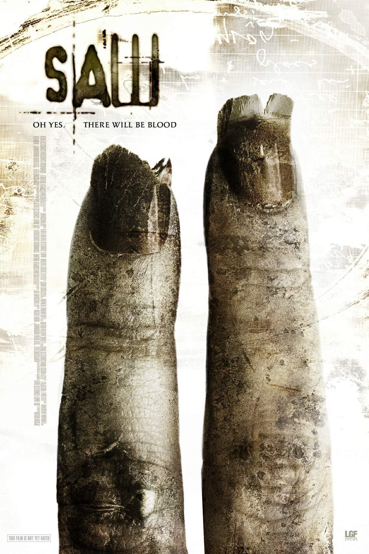 Saw II (2005) Hindi Dubbed
