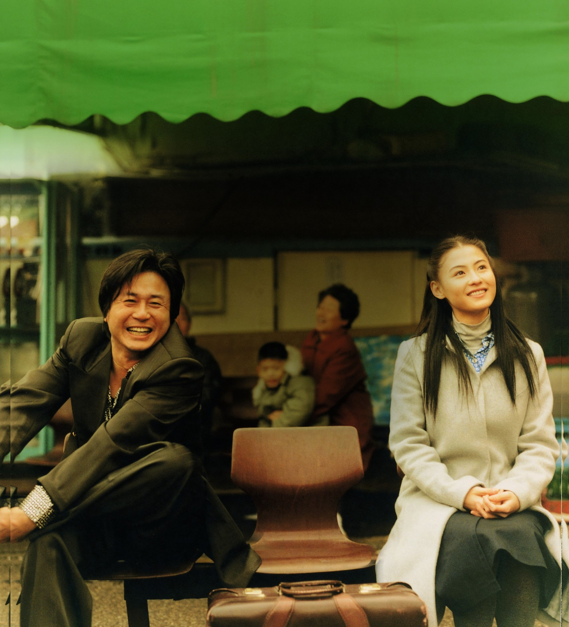 Cecilia Cheung and Choi Min-sik in Failan (2001)