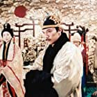 Chen Chang and Rebecca Pan in Tian xia wu shuang (2002)