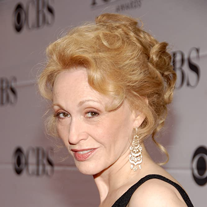 Jan Maxwell at an event for The 61st Annual Tony Awards (2007)