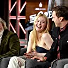 Nicholas Hoult and Elle Fanning at an event for The Great (2020)