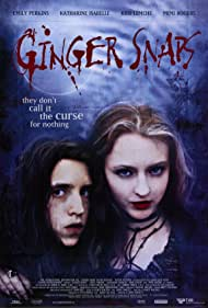 Katharine Isabelle and Emily Perkins in Ginger Snaps (2000)