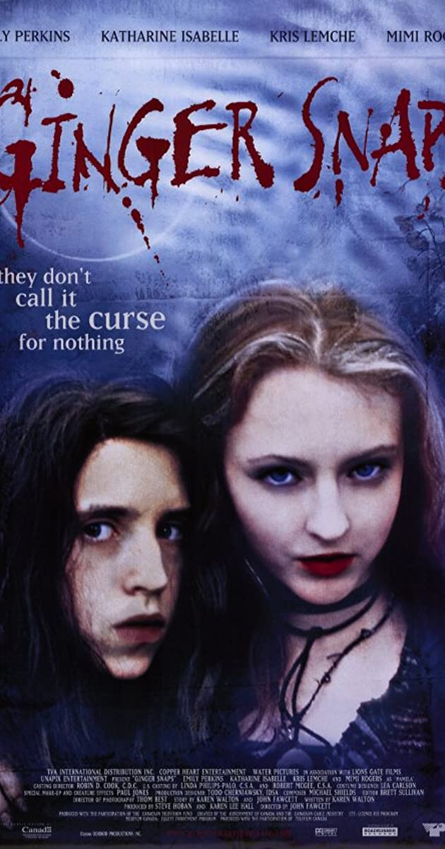 Subtitle of Ginger Snaps