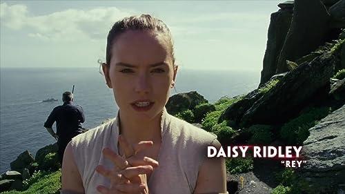 Directing 'Star Wars: The Last Jedi'
