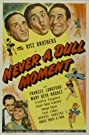 Never a Dull Moment (1943) Poster