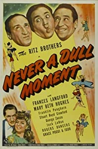 Movie dvd torrent download Never a Dull Moment USA [720p]