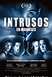 Intrusos en Manasés Poster