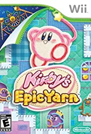 Kirby's Epic Yarn Poster