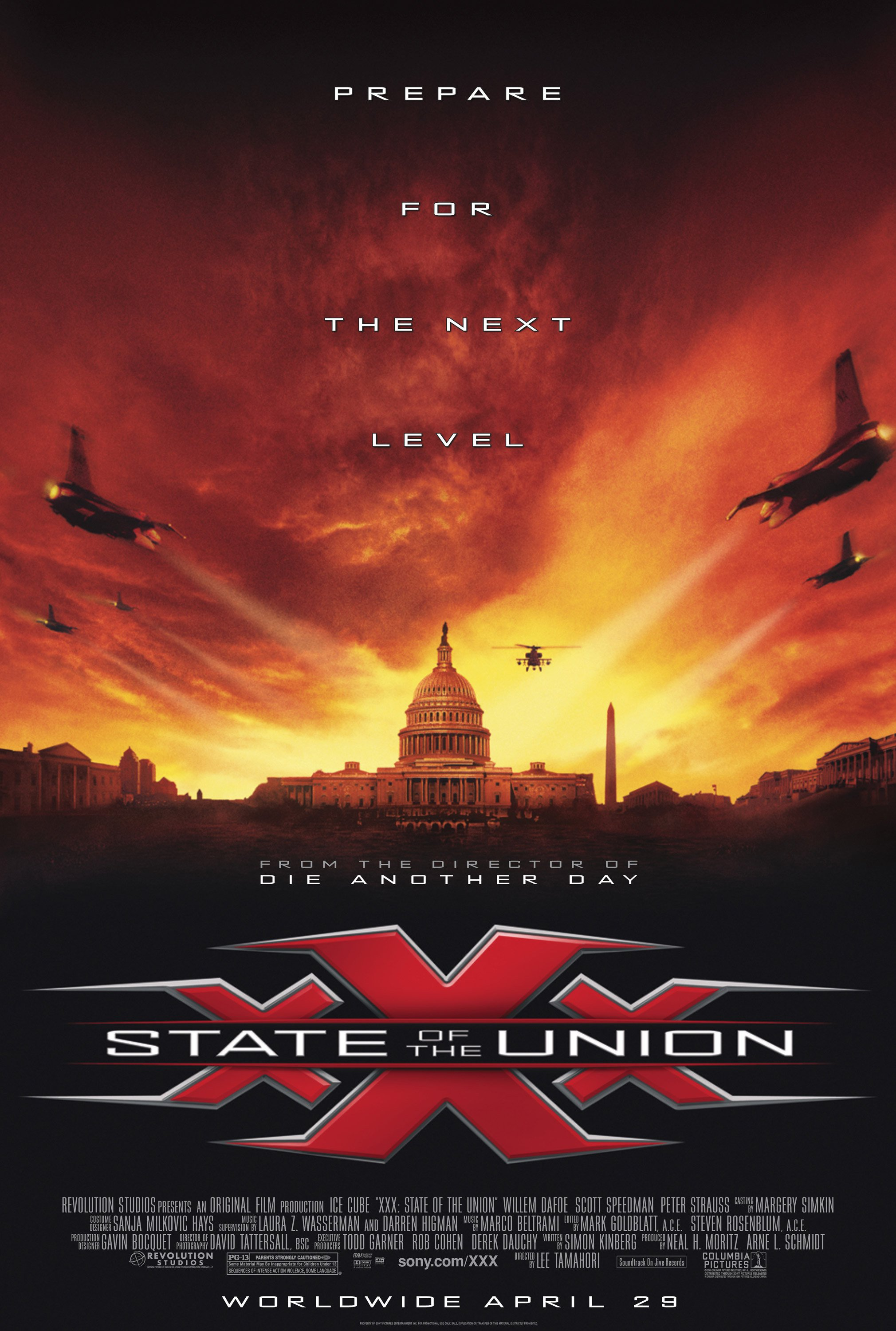 xXx: State of the Union (2005) - IMDb
