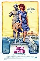 Shirley Valentine (1989) Poster