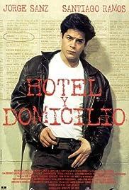 Hotel y domicilio Poster