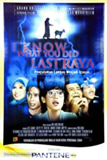 I Know What You Did Last Raya (2004)