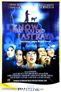 itunes download for movies I Know What You Did Last Raya [Ultra]