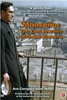 Monsenor: The Last Journey of Oscar Romero (2011)