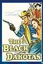 The Black Dakotas (1954) Poster