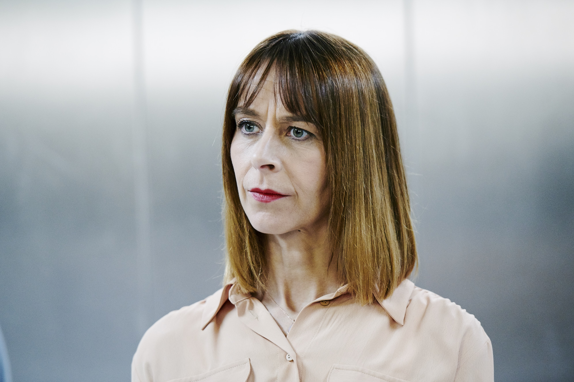 Kate Dickie in The Complex (2020)