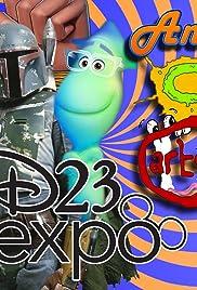 D23 Expo 2019 Extravaganza Poster