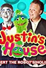 Justin Fletcher and Steven Kynman in Justin's House (2011)