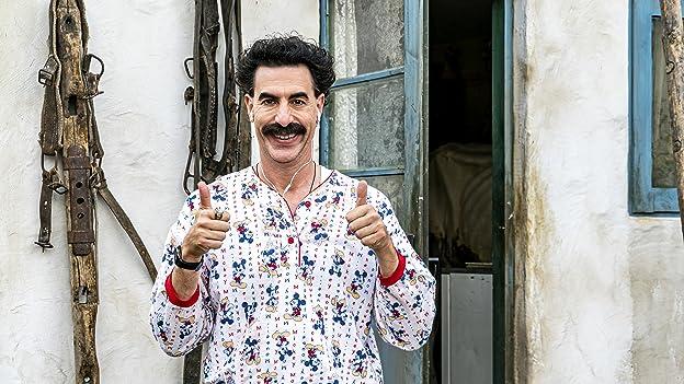 Sacha Baron Cohen in Borat Subsequent Moviefilm (2020)