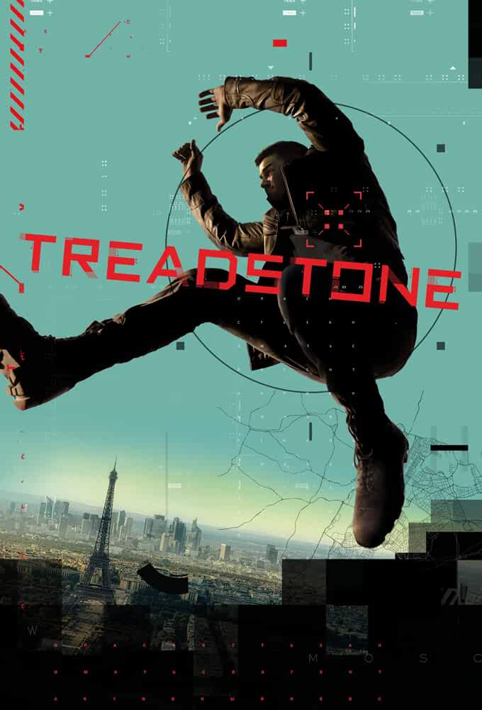 Treadstone (Season 1): Complete (Dual Audio) [Hindi DD5.1 + English] 1080p 720p 480p WEB-DL | AMZ Prime Series