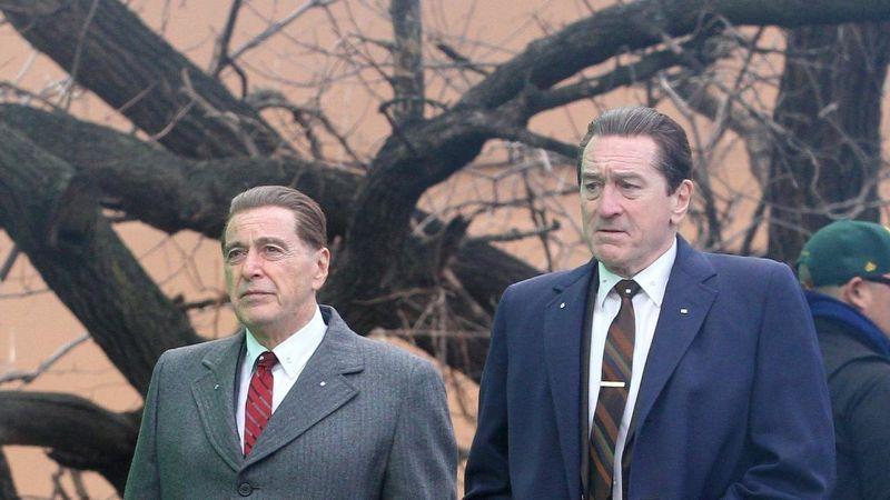 Al Pacino i Robert De Niro