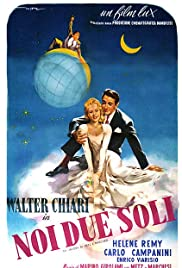 We Two Alone Poster