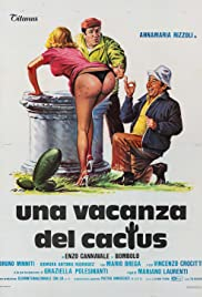 Una vacanza del cactus Poster