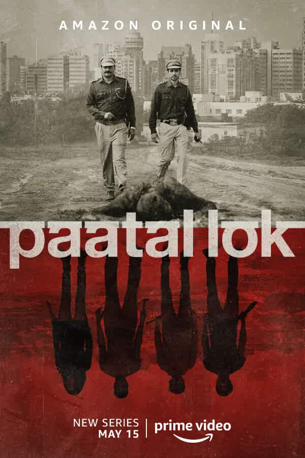 Paatal Lok (2020) Season 1 Amazon Prime