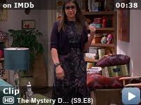 Sheldon Cooper datant Penny