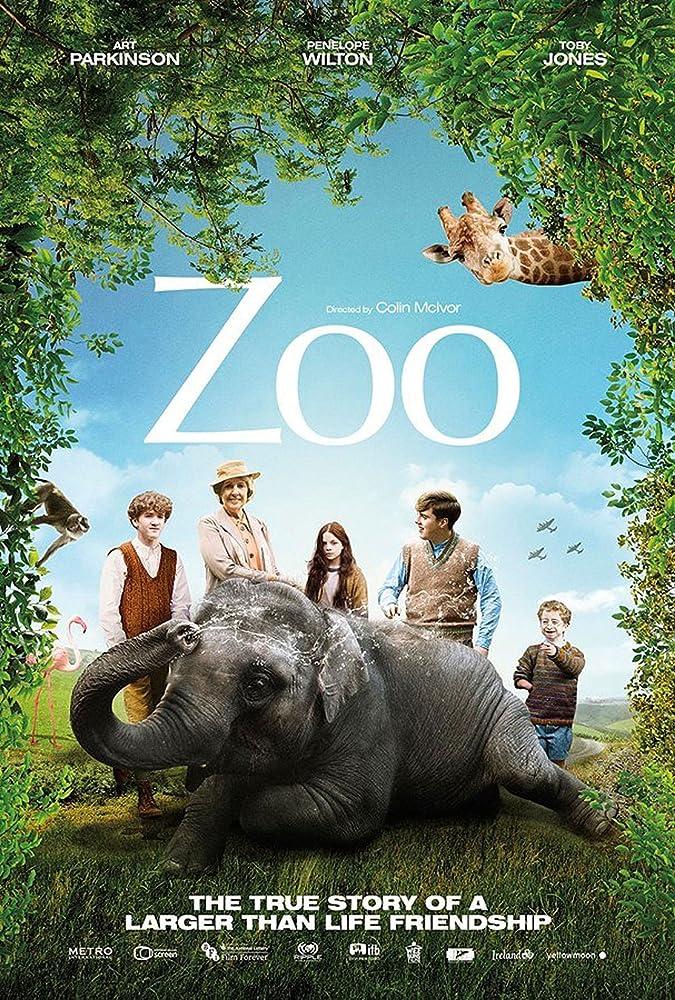 Zoo 2017 HDRip XviD AC3-EVO
