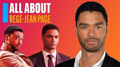 All About Regé-Jean Page