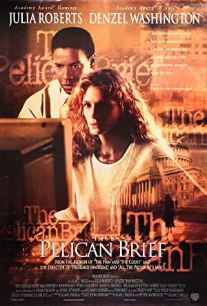 The Pelican Brief Poster Image