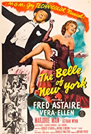The Belle of New York Poster