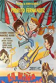 La niña de los hoyitos Poster