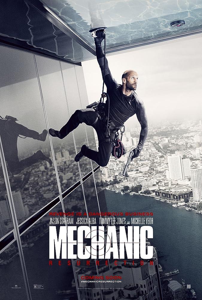 Mechanikas: sugrįžimas (2016) online