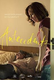 Nicola Bartlett and Hayley McElhinney in Antecedents (2020)