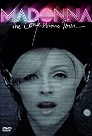 Madonna: The Confessions Tour Live from London Poster