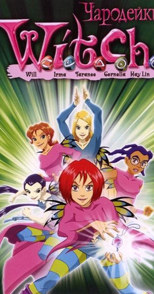 W.I.T.C.H. (TV Series 2004–2006) - IMDb