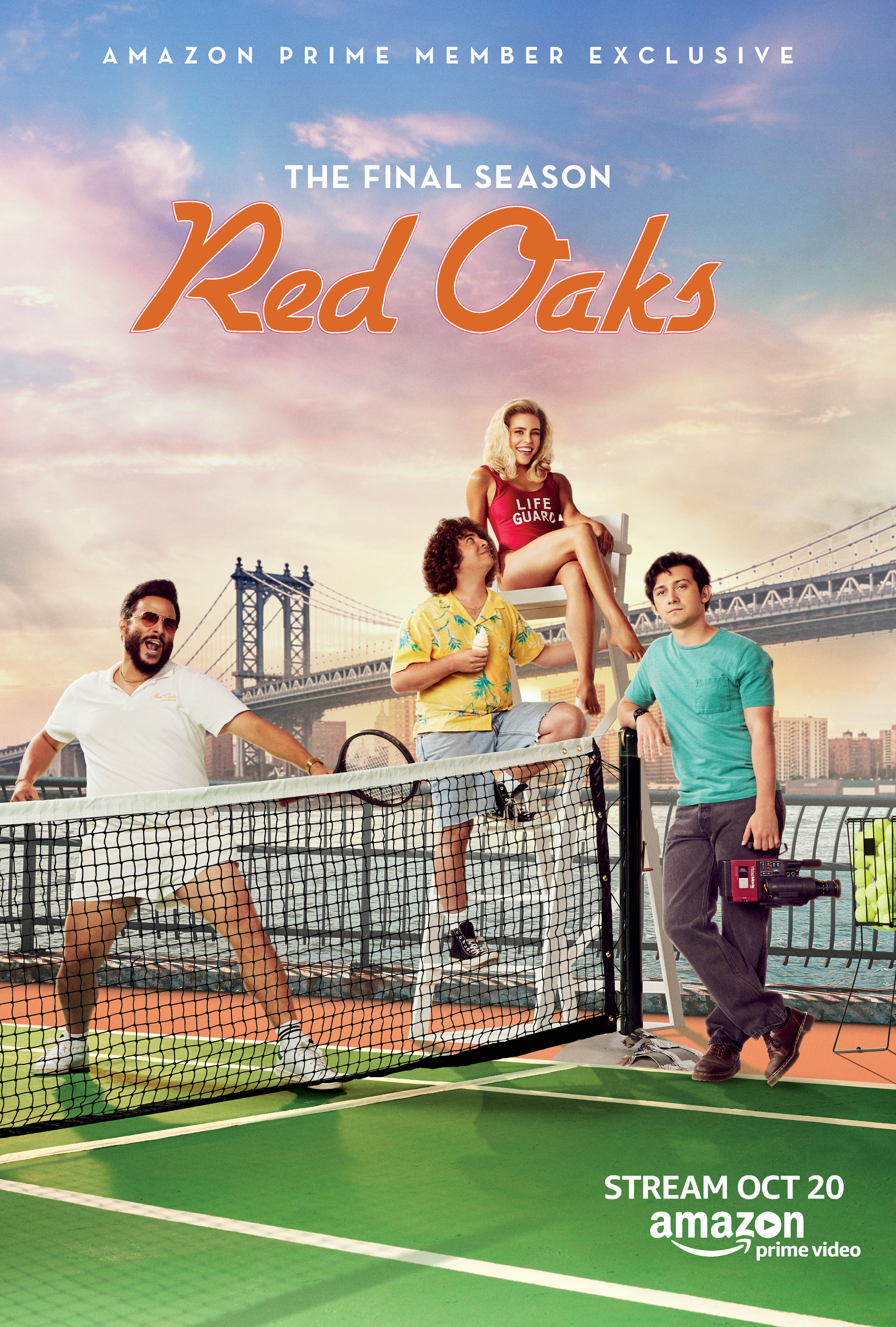 new product 199d1 0b086 Red Oaks (TV Series 2014–2017) - IMDb