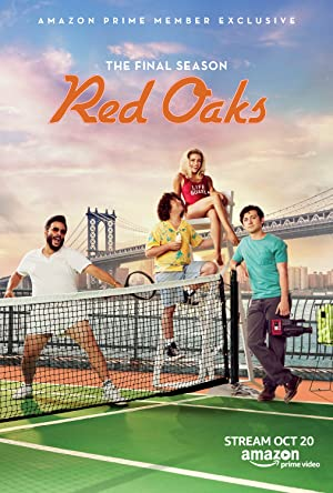 Where to stream Red Oaks