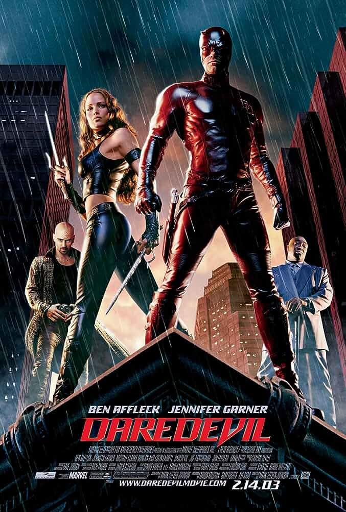 Daredevil (2003) Hindi Dubbed