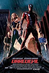 Ben Affleck, Michael Clarke Duncan, Jennifer Garner, and Colin Farrell in Daredevil (2003)