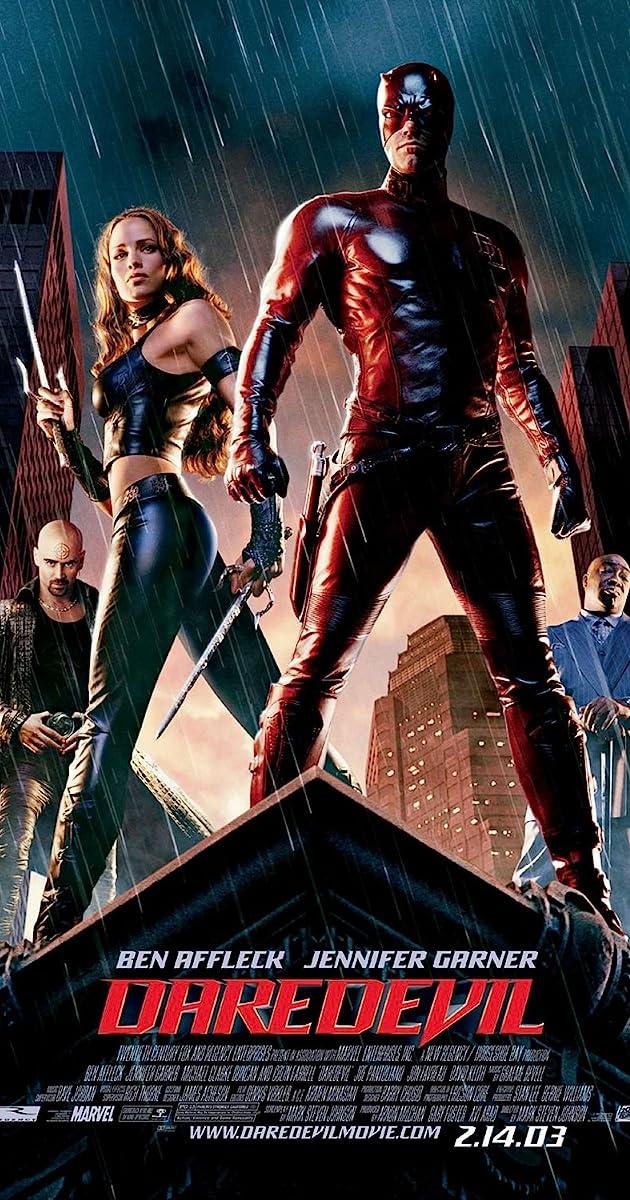 Subtitle of Daredevil