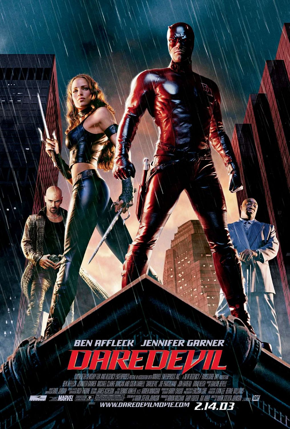 Daredevil Season 2 COMPLETE BluRay 480p, 720p & 1080p
