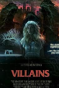 Joe Valenzuela, Katrina Filek, Jesse Dvorak, Blake Boulka, Chelsey Hett, Sasha Inez, Kevin White, and Buddy in Villains (2013)