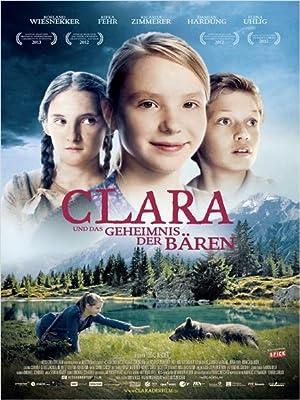 poster Clara e il segreto degli orsi