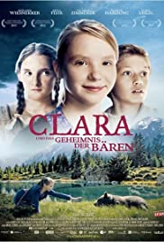 Clara and the Secret of the Bears Poster