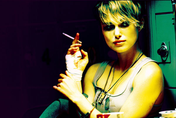 Keira Knightley in Domino (2005)